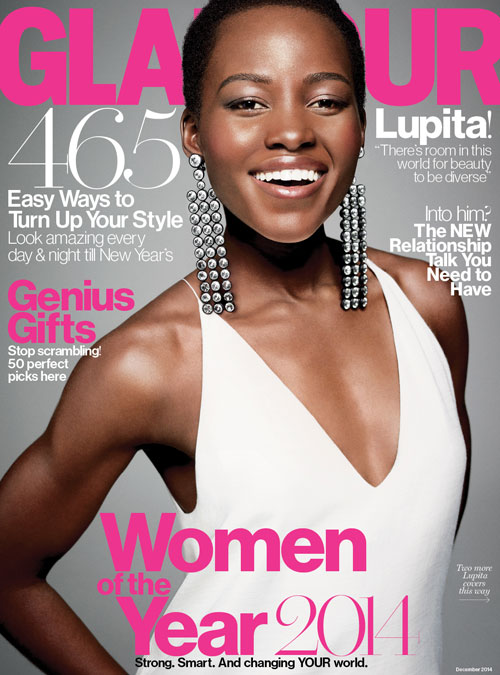 Lupita Nyong'o Covers Glamour Magazine's Women of the Year ...