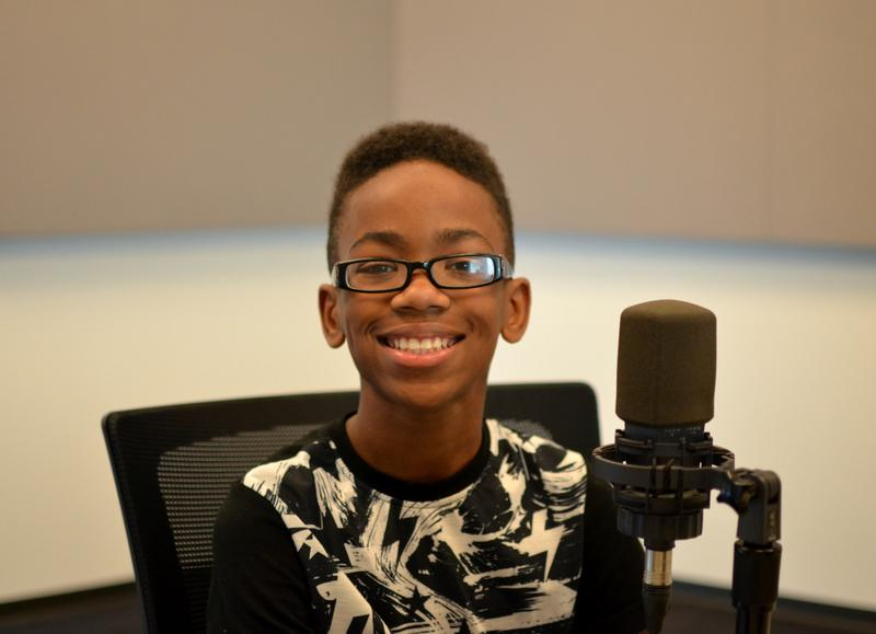 Sidney Keys Iii, 11, Founds Books N Bros To Help Other