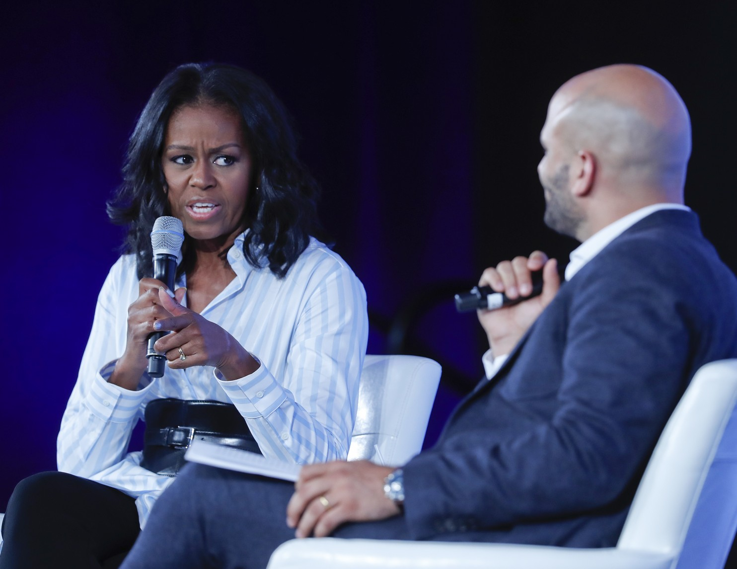 Michelle Obama Healthy Food Games