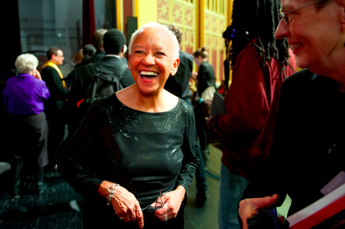 """nikki giovanni the princess of black In 1968, she released her first book of poems, black feeling, black talk, filled with powerful verses that deemed her the princess of black poetry but the title """" queen†would have been more fitting since giovanni's writing in print and her lyrics via spoken word grew to legendary acclaim with naacp image."""